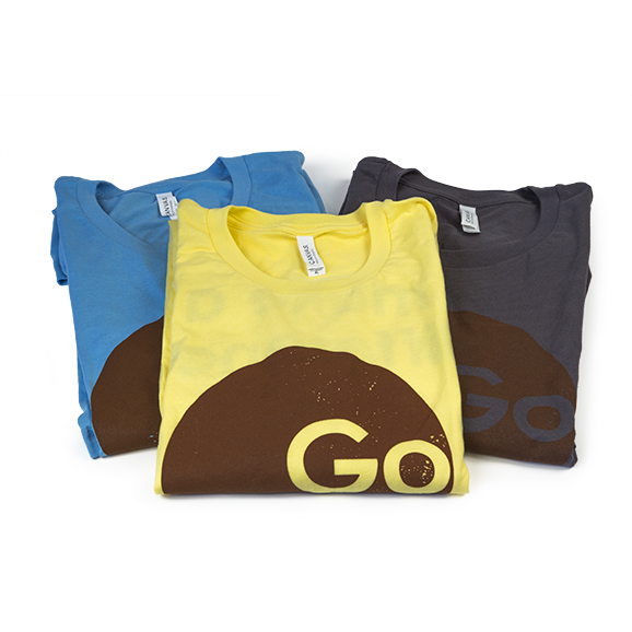 go make a difference tshirt