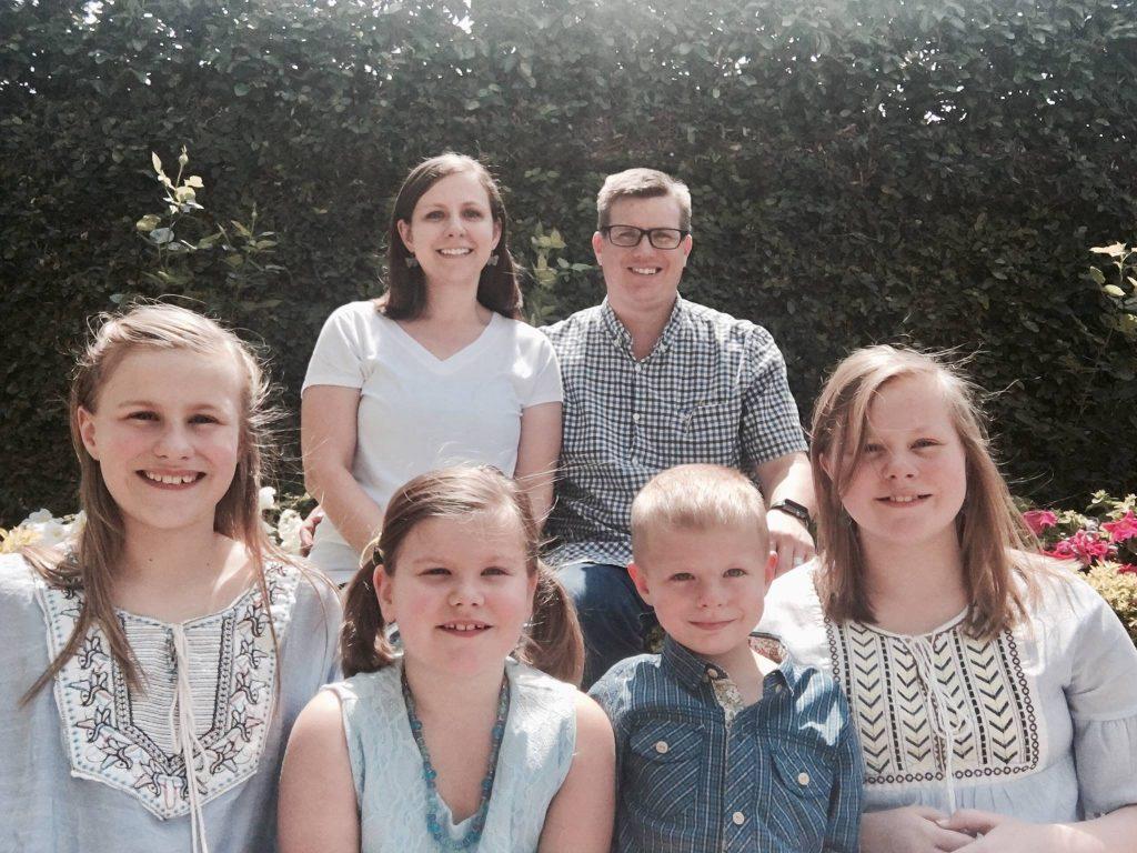 Berryman Family